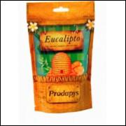 Bala com Mel e Própolis sabor Eucalipto 60g