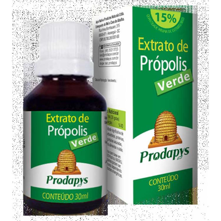 Extrato de Própolis Verde 15%